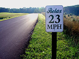 Speed Limits and their enforcement in the USA