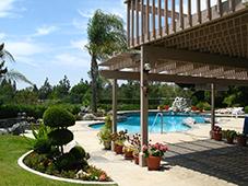 California backyard resized