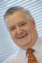Eric Bourne will move into the role of Chairman of the Board of Directors as part of Bournes succession planning