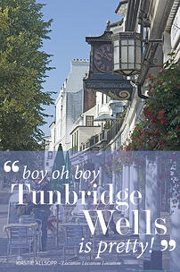 the pantiles is a great reason to live in tunbridge wells. The Pantiles ~ photo copyright Tunbridge Wells Borough Council