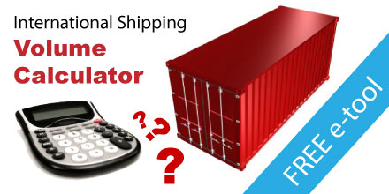 How to Calculate Your International Shipping Volume