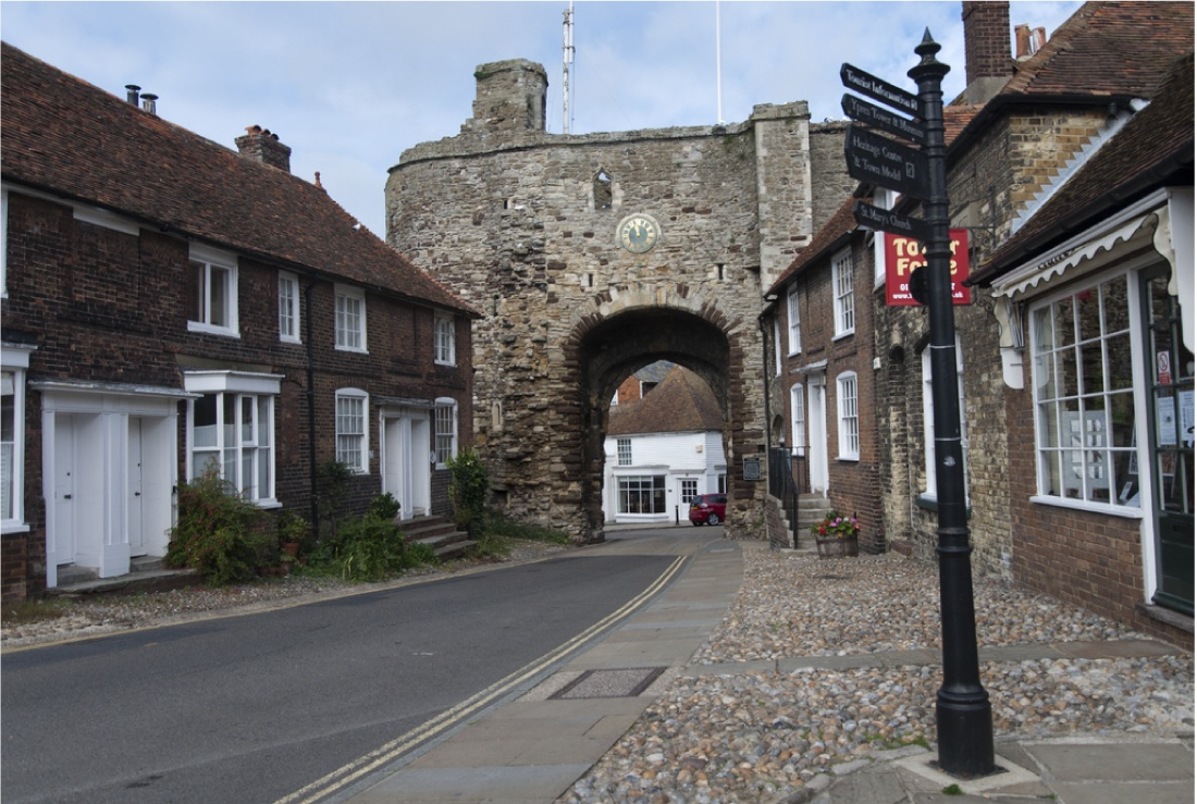 moving to Rye east sussex