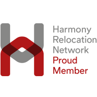 Harmony Relocation Network Logo