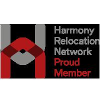 Harmony Relocation Network Logo