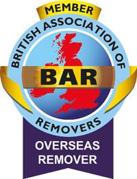 BAR Overseas Logo