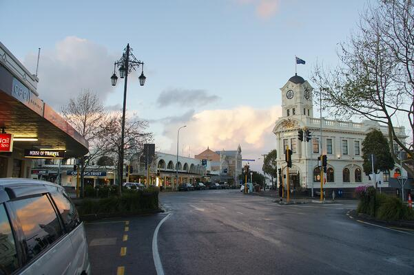 Ponsonby in Auckland