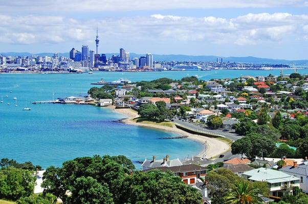 Devonport in Auckland