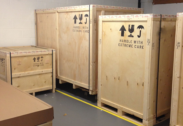 lcl container shipping for household goods