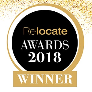 Bournes shortlisted for Re:Locate Awards for Best Destination Service Provider 2016, Best International Removals Provider 2016