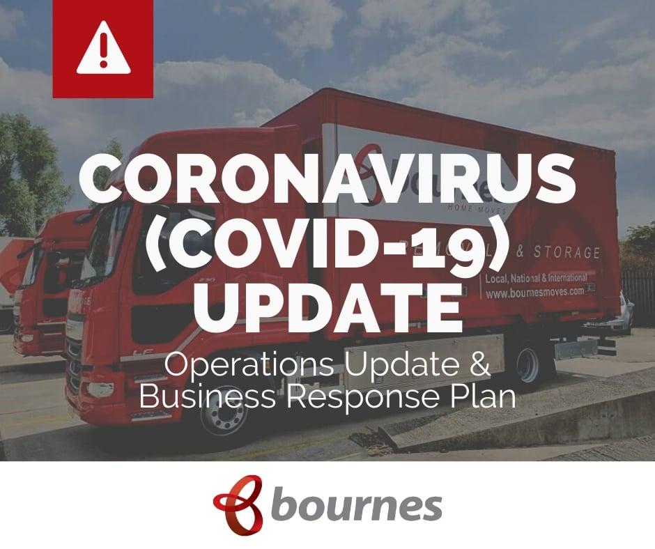 Bournes Coronavirus Update