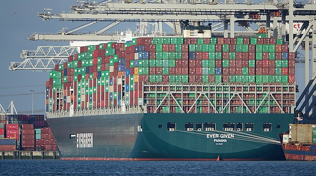 Grounding of the Ever Given highlights importance of properly insuring international shipments