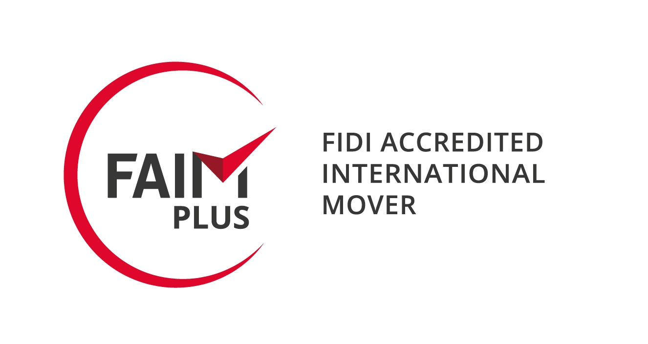 International Removals Certification FIDI FAIMPLUS Renewed by Bournes