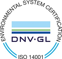 Bournes are ISO 14001 certified