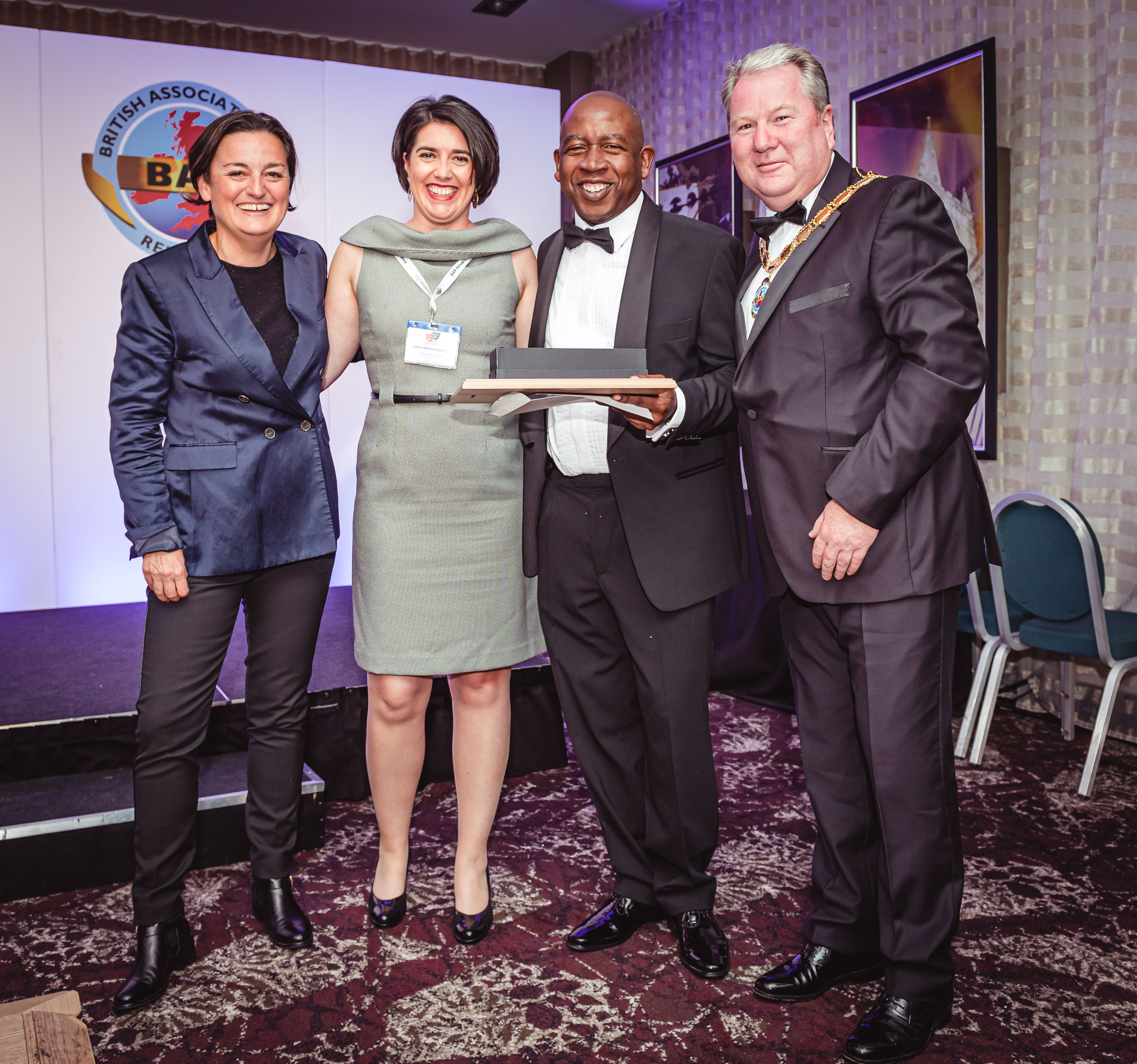 Bournes Wins Best BAR Overseas Mover of the Year Award 2019
