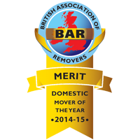Bournes BAR Domestic Mover of the Year - Merit