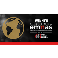 FEM EMMA award - Bournes winners of International Moving Company of the Year 2016, 2015 and 2014
